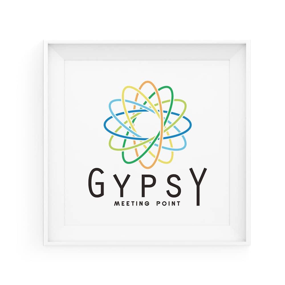 GYPSY MEETING POINT ロゴ