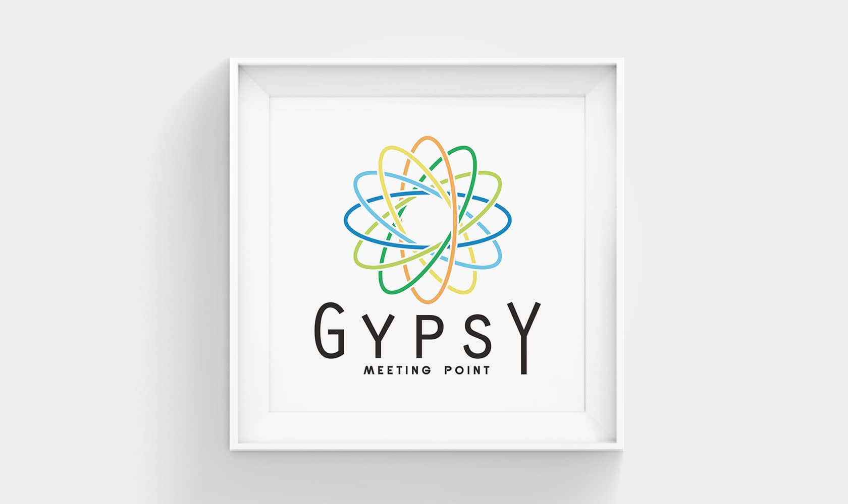 GYPSY MEETING POINT LOGO