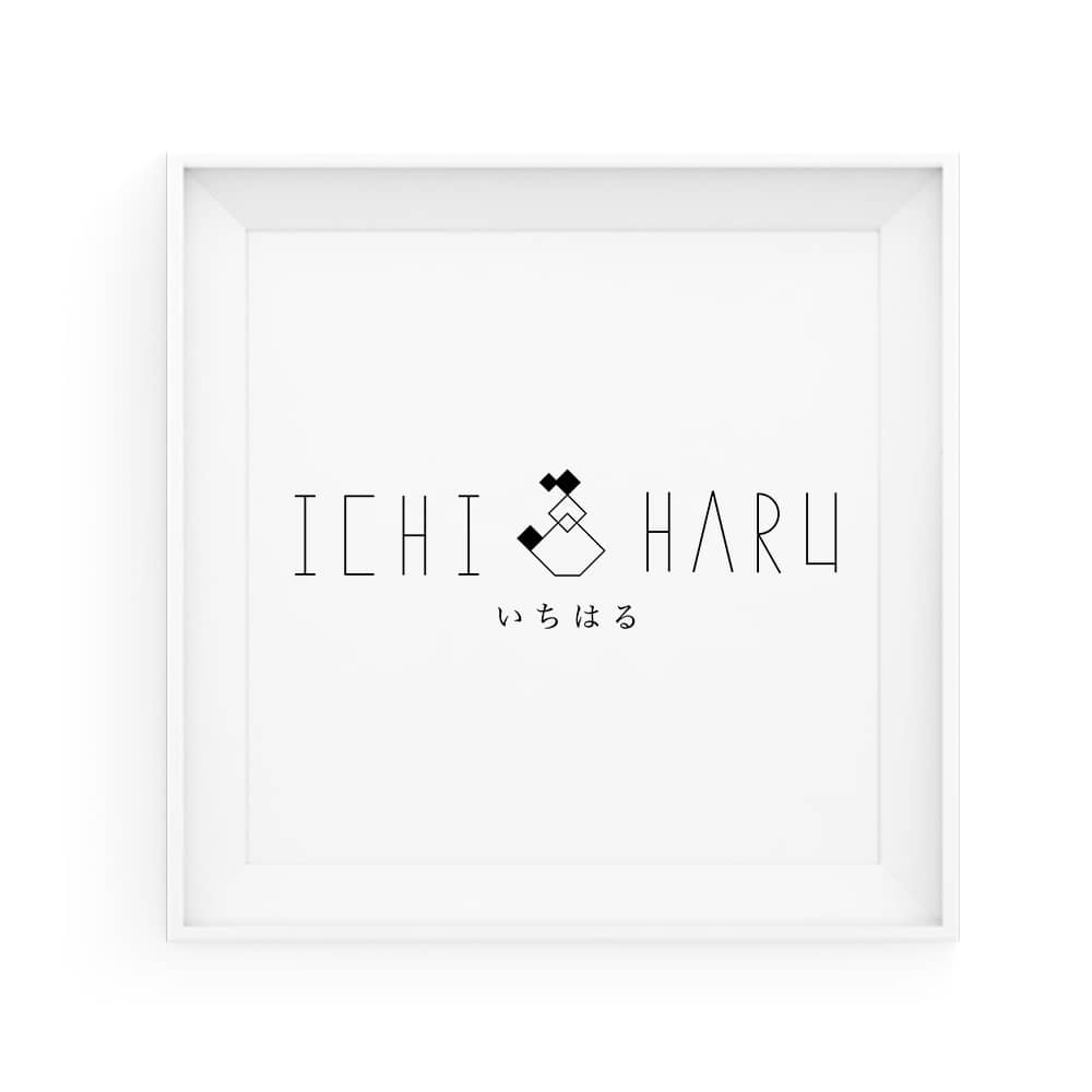焼き鳥専門店 ICHIHARU ロゴ