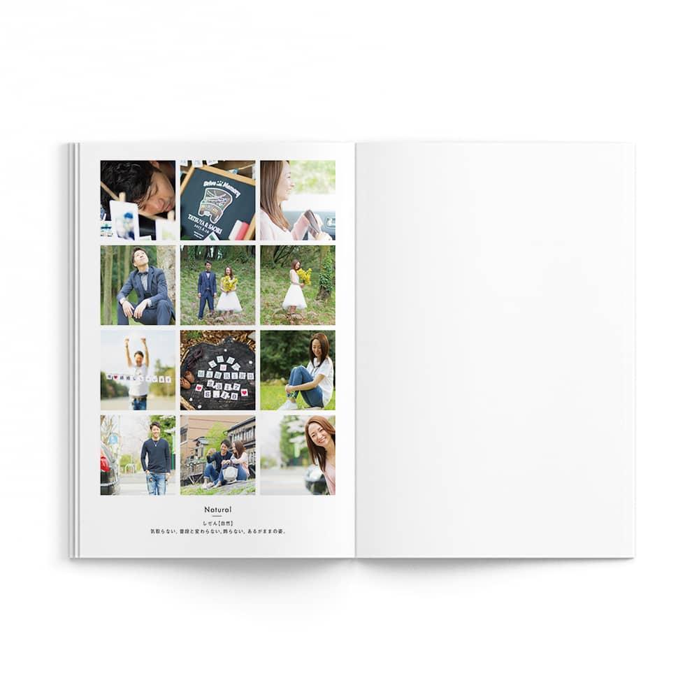 Natural / Tatsuya Saori Wedding Ver. / p21-p22