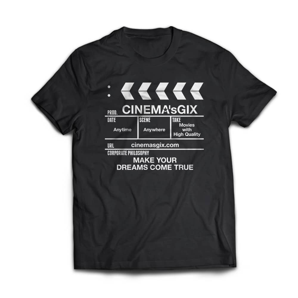 CINEMA'sGIX ORIGINAL T-SHIRTS