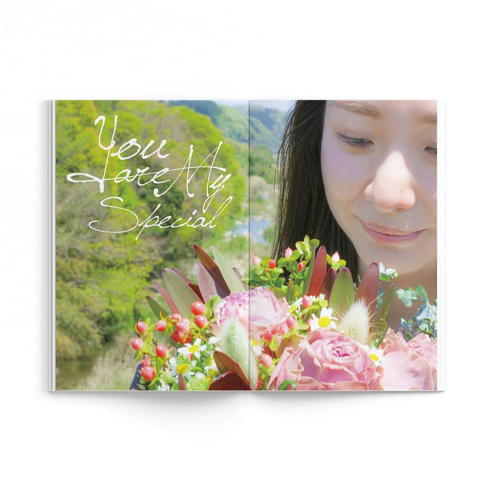Natural / Tatsuya Saori Wedding Ver. / p7-p8